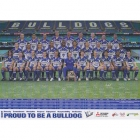 2007 Canterbury Bankstown Bulldogs NRL Team Poster
