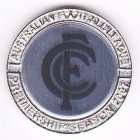 2007 Carlton Blues AFL Medallion