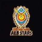 2010 Indigenous All Stars Pin Badge