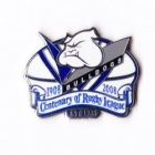 2008 Canterbury Bankstown Bulldogs RL Centenary Pin Badge