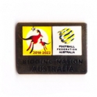 2010 FWC FFA 2018 2022 Bidding Nation Pin Badge c
