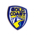 2009 Gold Coast United A-League Trofe Pin Badge